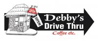 Created for a friend in the Boston area, with the only drive-thru coffee shop in Sudberry.