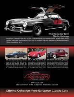 Sept 2016 Sports Car Market Magazine